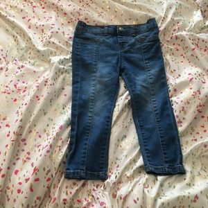 7 For All Mankind Baby Skinny Jeans